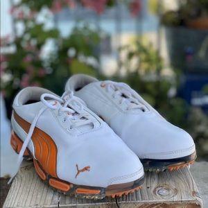 Puma golf shoes ⛳️  size 9.5 US